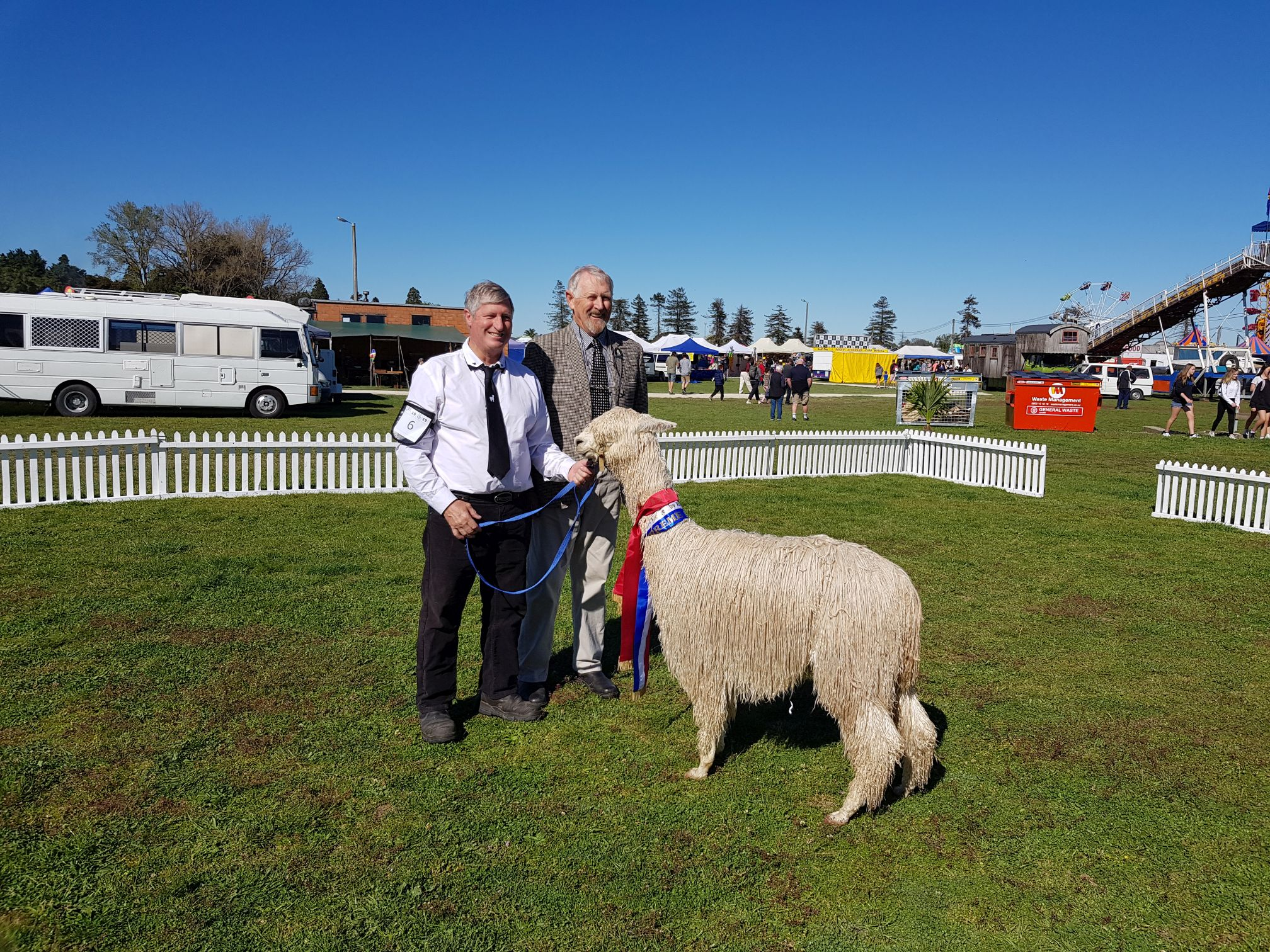 Golden Sand wins Supreme at Hawkes Bay Royal Show.jpg